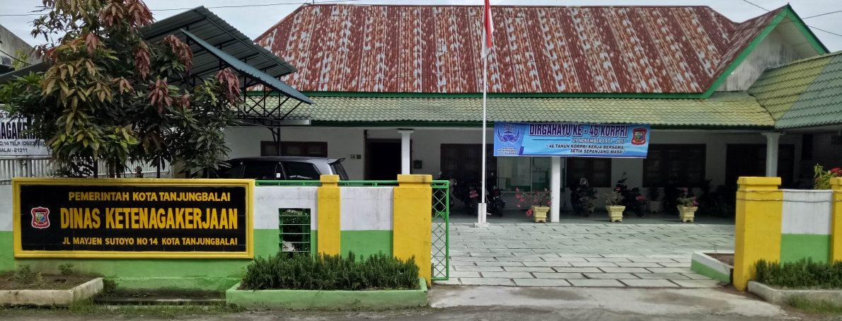 Dinas Ketenagakerjaan Kota Tanjungbalai
